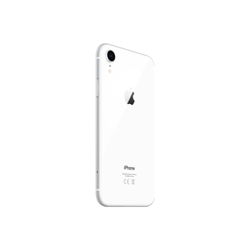 """Apple iPhone XR 15.5 cm (6.1"""") 64 GB Dual SIM 4G White iOS 14"""