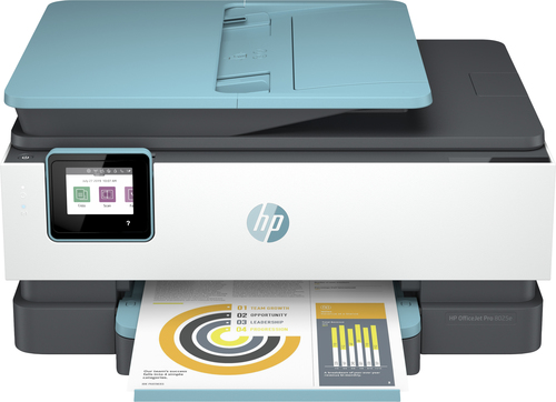 HP OfficeJet Pro 8025e Thermal inkjet A4 4800 x 1200 DPI 20 ppm Wi-Fi