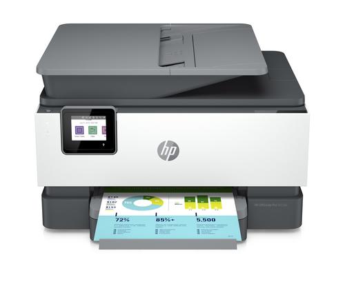 HP OfficeJet Pro 9010e Thermische inkjet A4 4800 x 1200 DPI 22 ppm Wi-Fi
