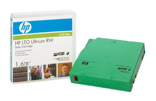 Hewlett Packard Enterprise C7974A lege datatape 800 GB LTO 1,27 cm