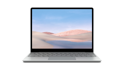 "Microsoft Surface Laptop Go LPDDR4x-SDRAM Notebook 31.6 cm (12.4"") 1536 x 1024 pixels Touchscreen 10th gen Intel® Core™ i5 4 GB"