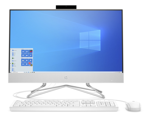 """HP 24-df1007nd 60,5 cm (23.8"""") 1920 x 1080 Pixels Intel Core i5-11xxx 8 GB DDR4-SDRAM 512 GB SSD Windows 10 Home Wi-Fi 5 (802.1"""