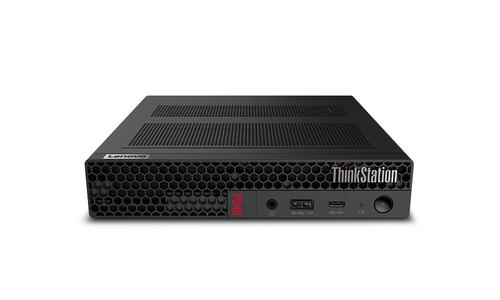 Lenovo ThinkStation P340 DDR4-SDRAM i5-10500 mini PC Intel® 10de generatie Core™ i5 8 GB 256 GB SSD Windows 10 Pro Workstation