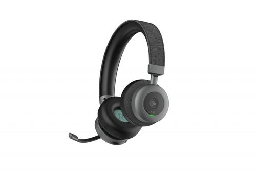 BakkerElkhuizen Tilde Pro Premium Headset Hoofdband Zwart, Grijs
