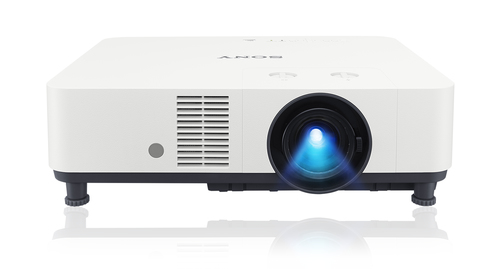 Sony VPL-PHZ60 data projector Ceiling-mounted projector 6000 ANSI lumens 3LCD 1080p (1920x1080) Black, White