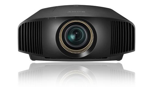 Sony VPL-VW590ES beamer/projector 1800 ANSI lumens SXRD DCI 4K (4096x2160) 3D Zwart