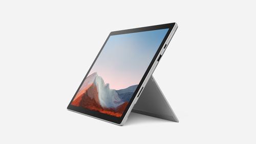 "Microsoft Surface Pro 7+ 256 Go 31,2 cm (12.3"") Intel Core i5-11xxxx 8 Go Wi-Fi 6 (802.11ax) Windows 10 Pro Platine"
