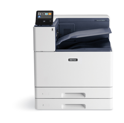 Xerox VersaLink VL C8000W White A3 45/45 ppm Duplex Printer Adobe PS3 3 Trays Total 1140 sheets
