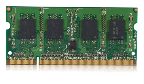 HP 512MB DDR2 DIMM 0.5GB DDR2 memory module