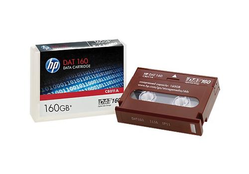 Hewlett Packard Enterprise C8011A lege datatape DAT 80 GB 8 mm