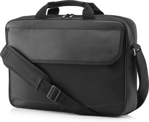 "HP 15.6-inch Prelude Laptop Bag notebooktas 39,6 cm (15.6"") Aktetas Zwart"