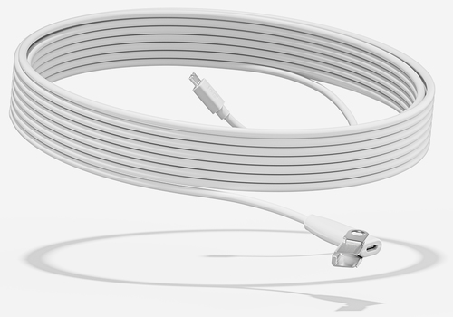 Logitech Rally Mic Pod Extension Cable Wit