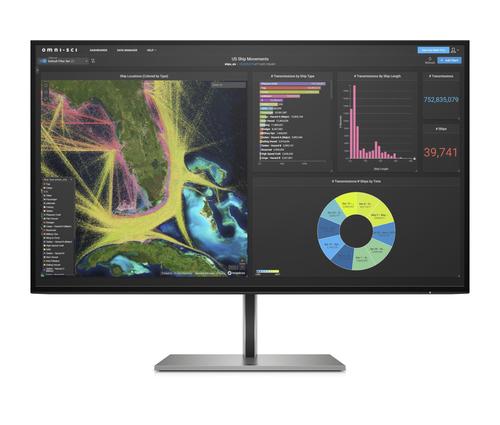 """HP Z27k G3 68,6 cm (27"""") 3840 x 2160 Pixels 4K Ultra HD Zilver"""
