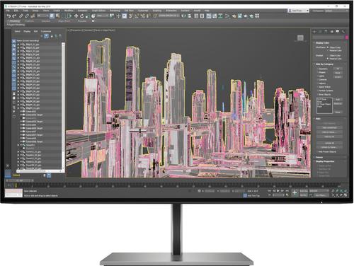 """HP Z27u G3 68,6 cm (27"""") 2560 x 1440 Pixels 2K Ultra HD LED Zilver"""