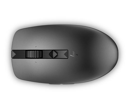 HP 635 Multi-Device muis Ambidextrous RF draadloos + Bluetooth 1200 DPI