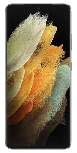 "Samsung Galaxy S21 Ultra 5G SM-G998 17,3 cm (6.8"") Dual SIM Android 11 USB Type-C 12 GB 128 GB 5000 mAh Zilver"