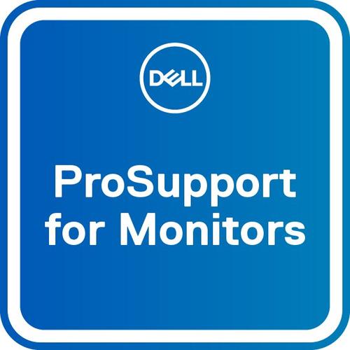 DELL 3Y Base Adv Ex to 5Y ProSpt Adv Ex