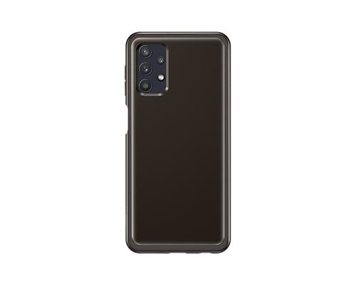 "Samsung EF-QA326TBEGEU mobiele telefoon behuizingen 16,5 cm (6.5"") Hoes Zwart"