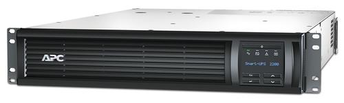 APC Smart-UPS 2200VA uninterruptible power supply (UPS) Line-Interactive 9 AC outlet(s)