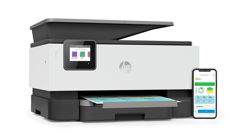 HP OfficeJet Pro 9012e Thermische inkjet A4 4800 x 1200 DPI 18 ppm Wi-Fi