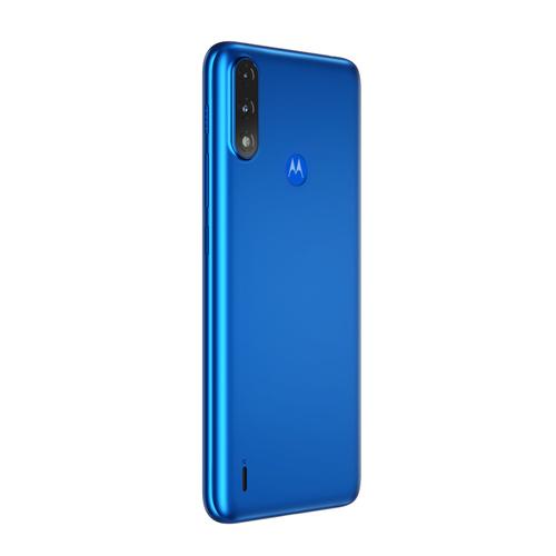 "Motorola moto e7i power 16.5 cm (6.5"") Dual SIM Android 10 Go edition 4G USB Type-C 2 GB 32 GB 5000 mAh Blue"