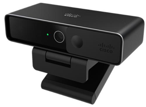 Cisco CD-DSKCAM-C-WW webcam 13 MP 3840 x 2160 Pixels USB-C Zwart