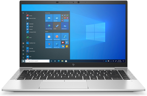 "HP EliteBook 840 G8 DDR4-SDRAM Notebook 35,6 cm (14"") 1920 x 1080 Pixels Intel® 11de generatie Core™ i7 8 GB 256 GB SSD Wi-Fi 6"