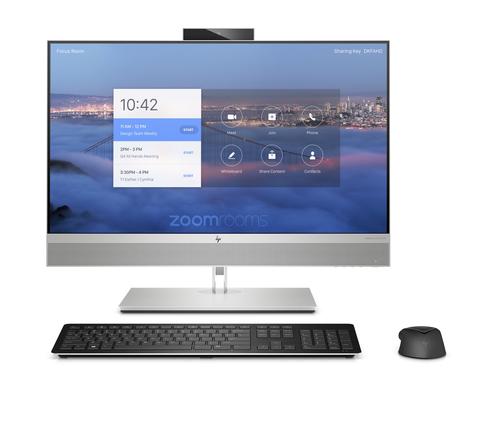 "HP Collaboration G6 68,6 cm (27"") 2560 x 1440 Pixels Touchscreen Intel® 10de generatie Core™ i5 8 GB DDR4-SDRAM 128 GB SSD Alle"