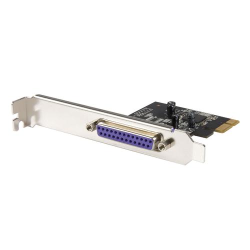 StarTech.com PEX1P2 interfacekaart/-adapter Intern Parallel