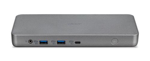 Acer D501 Docking USB 3.2 Gen 1 (3.1 Gen 1) Type-C Grijs