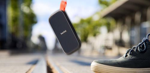 SanDisk Portable 1000 GB Blue
