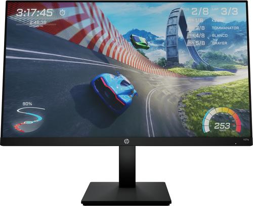 """HP X27q 68,6 cm (27"""") 2560 x 1440 Pixels Quad HD Zwart"""