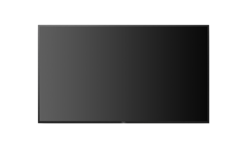 "Sony FWD-85X80H/T1 beeldkrant Digitale signage flatscreen 2,15 m (84.6"") VA 4K Ultra HD Zwart Type processor Android 9.0"