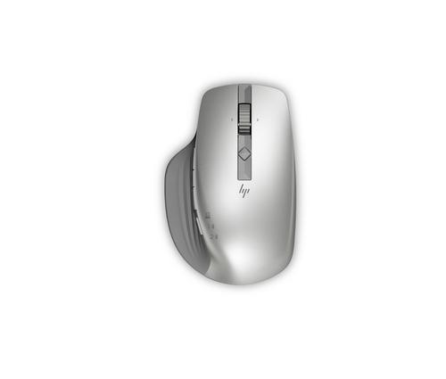HP Silver 930 Creator muis Rechtshandig Bluetooth 3000 DPI