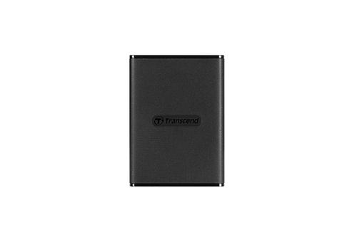 Transcend ESD270C 500 GB Zwart