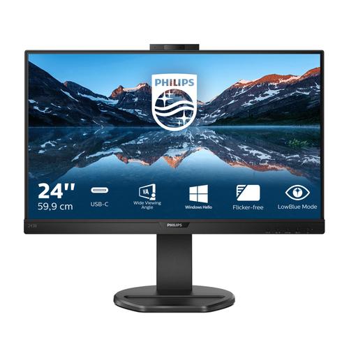 "Philips B Line 243B9H/00 LED display 60,5 cm (23.8"") 1920 x 1080 Pixels Full HD Zwart"