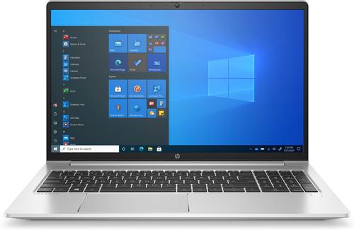 "HP ProBook 450 G8 DDR4-SDRAM Notebook 39,6 cm (15.6"") 1366 x 768 Pixels Intel® 11de generatie Core™ i5 8 GB 256 GB SSD Wi-Fi 6"