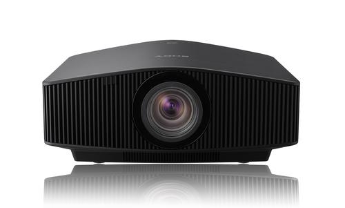 Sony VPL-VW890ES beamer/projector Desktopprojector 2200 ANSI lumens SXRD 4K (4096x2400) 3D Zwart