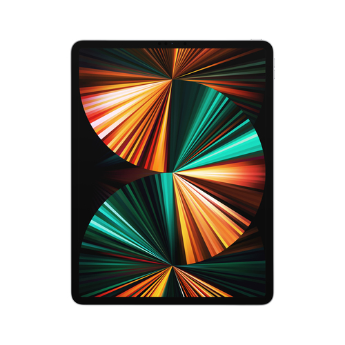 "Apple iPad Pro 128 GB 32,8 cm (12.9"") Apple M 8 GB Wi-Fi 6 (802.11ax) iPadOS 14 Zilver"
