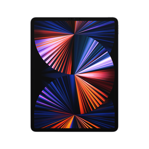 """Apple iPad Pro 128 GB 32,8 cm (12.9"""") Apple M 8 GB Wi-Fi 6 (802.11ax) iPadOS 14 Grijs"""