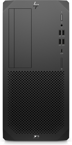 HP Z2 G8 DDR4-SDRAM i7-11700 Tower Intel® 11de generatie Core™ i7 16 GB 512 GB SSD Windows 10 Pro Workstation Zwart