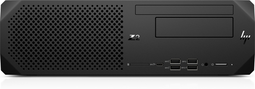 HP Z2 G8 DDR4-SDRAM i7-11700 SFF Intel® 11de generatie Core™ i7 16 GB 512 GB SSD Windows 10 Pro Workstation Zwart