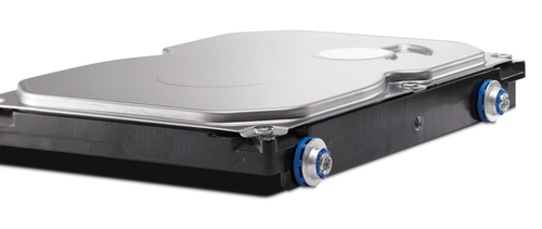 HP 1-TB 7200-rpm SATA (NCQ/Smart IV) 6-Gbp/s vaste schijf