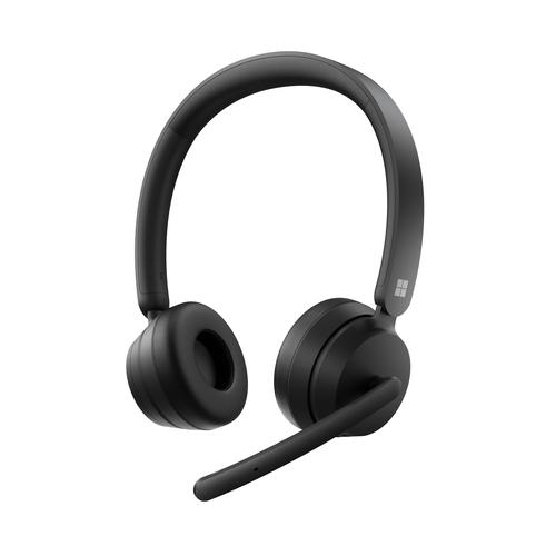 Microsoft Modern Wireless Headset for Business Hoofdband Bluetooth Zwart