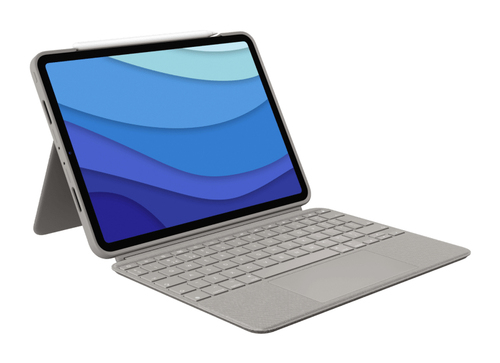 Logitech Combo Touch for iPad Pro 11-inch (1st, 2nd, and 3rd generation)