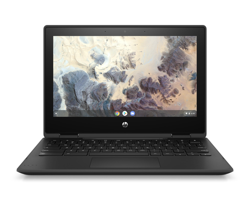 "HP Chromebook x360 11 G4 EE LPDDR4x-SDRAM 29,5 cm (11.6"") 1366 x 768 Pixels Touchscreen Intel® Celeron® 4 GB 32 GB eMMC Wi-Fi 6"