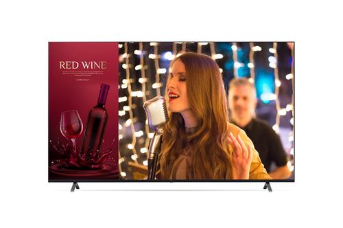 "LG 86UR640S Digitale signage flatscreen 2,18 m (86"") LED 4K Ultra HD Zwart Type processor Web OS"