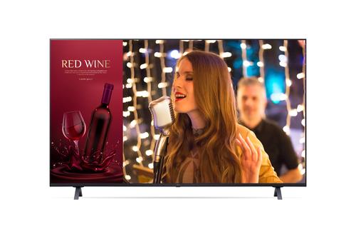 "LG 50UR640S Digitale signage flatscreen 127 cm (50"") LED 4K Ultra HD Zwart Type processor Web OS"