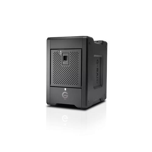 SanDisk G-RAID SHUTTLE disk array 8 TB Desktop Zwart