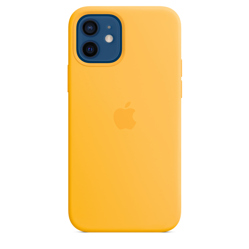 "Apple MKTQ3ZM/A mobiele telefoon behuizingen 15,5 cm (6.1"") Hoes Geel"